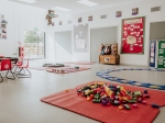 Pre-School indoor setting